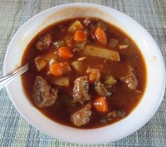 Ever Ready Irish Beef Guinness Stew recipe posted March 10, 2014