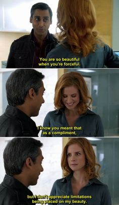 Suits - Donna Paulsen - One of my favorite characters! haha Donna