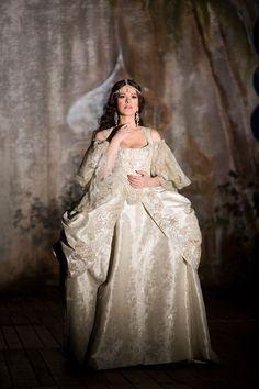 Angela Gheorghiu as Adrianna Lecouveur.