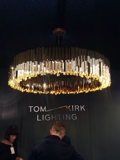 Modern Chandelier, for more inspirations: http://www.bykoket.com/projects.php