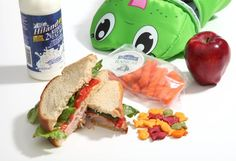 Help kids eat healthy with lunchbox makeovers, nutritious recipes | Tulsa World