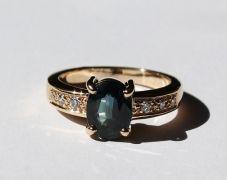 bague-or-saphir-diamants-11