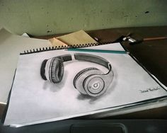 3d pencil drawing by hhjosue http://webneel.com/3d-drawings-pencil-art | Design Inspiration http://webneel.com | Follow us www.pinterest.com/webneel