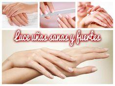 #mipoliza #salud Luce uñas sanas y fuertes