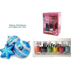 Bundle 2 Items: 1x Konad Stone Set Complete/image Plates/polishes  1x Holiday 6x Scented Bonbon Nail Polishes *** Click image to review more details. (This is an affiliate link and I receive a commission for the sales) #FootHandNailCare