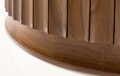 Palladia Moderne™ Conference Fluted Base Panel Detail - Decca Contract