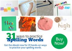 Practice Spelling Words with Sticky Notes - Creative Family Fun Spelling Word Activities, Spelling Word Practice, Spelling Centers, Spelling Games, Grade Spelling, Spelling Words, Learn To Spell, Pre Writing, Simple Words