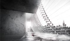 Dotación energética y apilamiento de atmósferas artificiales en Chelsea, NYC, Carlos Ramos Tenorio
