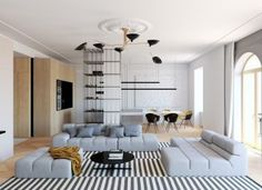 How To Arrange a Trendy Minimalist Home Design With Modern and Stylish Concept Decor Which Looks So Awesome