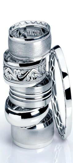Wedding bands ♥✤ | KeepSmiling | BeStayClassy