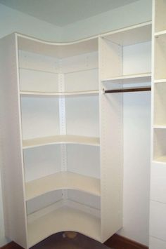 Corner Closet For Small Bedroom