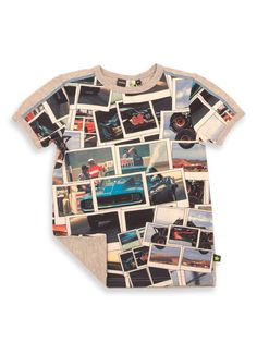 Boys Remy T-Shirt by Molo Kids on Gilt