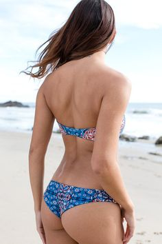 Mary Grace Swim - Maria Reversible Bottom / Odyssey | The Girl and The Water