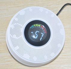 Wireless home alarm smoke alarm detector with GSM function
