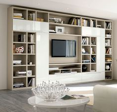 Buy Sanremo Wall Unit for Sale at Deko Exotic Home Accents. Sanremo wall unit with clean lines exemplifies exceptional Italian design where form meets functionality.