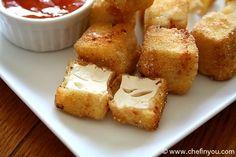 Crispy Fried Tofu Recipe | Chinese Sweet Chilli Sauce Recipe