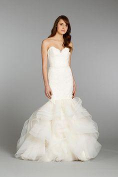 Bridal Gowns, Wedding Dresses by Alvina Valenta - Style AV9350