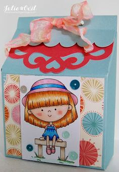 Little Polly -- a New Release for Crafty Sentiments