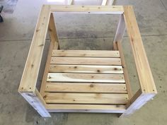DIY Outdoor Lounge Chair Plans - Rogue Engineer - 3