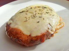 Steak haché tomate mozzarella façon pizzaïolo
