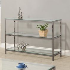 Wade Logan Conrad Console Table & Reviews | Wayfair