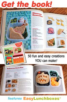 50 lunch creations you can learn to make │Everyday Bento
