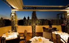 St George Hotel in central Rome, read more..