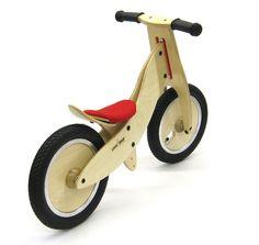 Bicicleta Likeabike Rojo