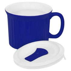 CorningWare French White Pop-Ins Mug with Vented Plastic Cover, 20-Ounce, Blueberry CorningWare http://www.amazon.com/dp/B00A2OOPGO/ref=cm_sw_r_pi_dp_8V9vwb1F95YGM