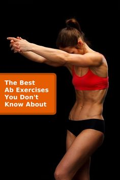 The Best Abs Exercises You Don't Know About