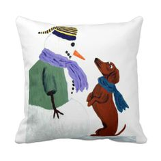 >>>Hello          	Dachshund And Snowman Throw Pillow           	Dachshund And Snowman Throw Pillow you will get best price offer lowest prices or diccount couponeShopping          	Dachshund And Snowman Throw Pillow please follow the link to see fully reviews...Cleck Hot Deals >>> http://www.zazzle.com/dachshund_and_snowman_throw_pillow-189918513999642353?rf=238627982471231924&zbar=1&tc=terrest