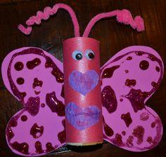 valentine's day preschool crafts - Google Search