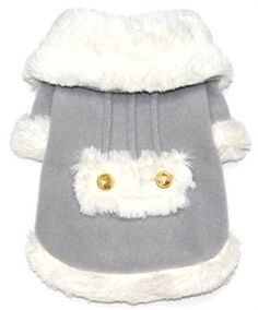 Luxury Pet Boutique | Chic Dog Coat. Lulu would be so stylish on her neighborhood walks!