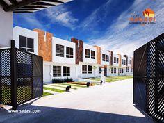 #lasmejorescasasdemexico LAS MEJORES CASAS DE MÉXICO. FRESNO PLUS 2R, es un prototipo de vivienda que podrá adquirir en nuestro fraccionamiento Bosques Chapultepec. Esta bonita casa está acondicionada con sala, comedor, 2 recámaras con espacio para clóset, 1 y medio baños, patio de servicio y cajón de estacionamiento. En Grupo Sadasi, le invitamos a conocer nuestros desarrollos en Puebla, para comprar su casa nueva. ddominguez@sadasi.com
