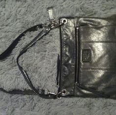 *ISO:* Coach crossbody! I've had this bag for about 3 years and I haven't been using it, because I've bought new one's.  Sorry my photo isn't the best equanity but the purse is great equality. It's slightly worn down because of usage so, I'm willing to negotiate. Coach Bags Crossbody Bags