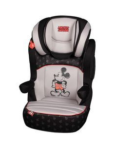 Disney High Back Booster Seat   very.co.uk
