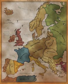 DoD Europe by Alt-Reality on DeviantArt - You are in the right place for diy clothes Here we present diy surgical mask free pattern you - Fantasy City, Fantasy Map, Flag Of Europe, Imaginary Maps, Bizarre Pictures, India Map, Map Globe, Country Maps, Alternate History