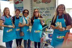 Hoje também é dia de arrecadação no supermercado Boa Esperança em Parnamirim. Nossa equipe já está lá desde cedo captando mantimentos para nossa instituição. Vamos contribuir? #GACCRN #EQUIPEGACC #ARRECADACAO #BOAESPERANCA