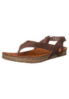 CRETA - Flip Flops - brun
