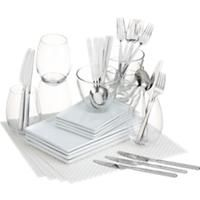4 top white starter set