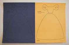8.5 x 11 inch paper dress template for Snow White from Disney's Snow White