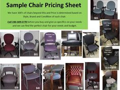 Home Page, Links to all other pages. Visit our Office Furniture Outlet. Used Office Chairs, Used Office Furniture, Low End, Retail Stores, Furniture Outlet, Folding Chair, Big, Wood, Leather