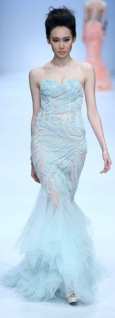 Zhang JingJing Haute Couture S/S 2014