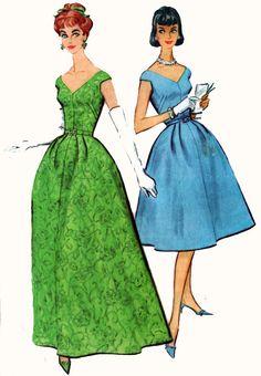 1950s McCalls5177 ROCKABILLY Flared Full Bell Skirt by sandritocat, $45.00