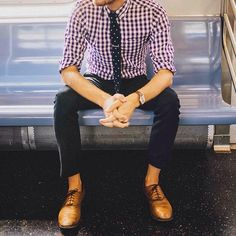 I bet most blokes who maintain a Pinterest dress like this on a pretty regular basis. I know I do.