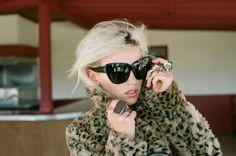 Lulalulera´s World: Anja Konstantinova para Nasty Gal agosto 2012