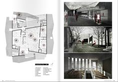 Portfolio of Yutian Wang Architecture Portfolio, Architecture Sketches, Urban Design, Floor Plans, Instagram, Editorial, Studio, Wall, Creative Architecture