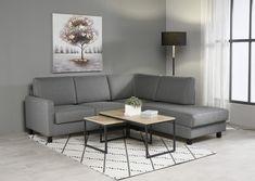 Kotimainen Aina-sohva, josta avautuu helposti tukeva parivuode. #sohva #vuodesohva #kulmasohva #vuodekulmasohva #olohuone #finsoffat Joko, Couch, Table, Furniture, Home Decor, Settee, Decoration Home, Sofa, Room Decor