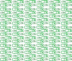 CTR fabric by wristcouture on Spoonflower - custom fabric CTR fabric CTR material LDS fabric LDS Material LDS fabrics $18/yd or $11/ fat quarter