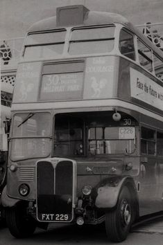 at Brighton in 1972 after restoration to LT condition and platform put back to LT spec. Rt Bus, Routemaster, Double Decker Bus, London Bus, London Transport, Coaches, Buses, Brighton, Islands